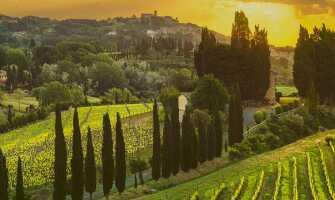 Book en billig kør-selv ferie til Italien