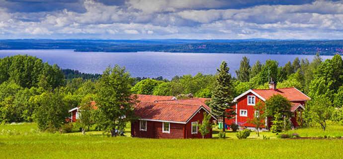 Sverige byr på storbyferie eller familieferie.