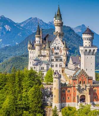 Åk på kör själv-semester i Tyskland med Risskov Bilsemester