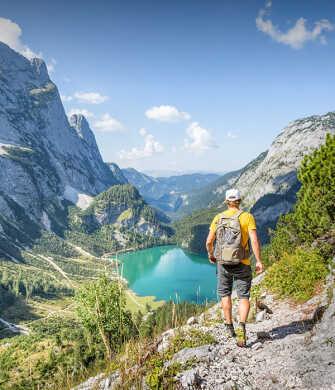 Østerrike byr på vakre naturopplevelser Salzburg-området.