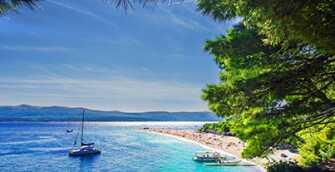 Kroatien indbyder til familieferie på ophold med halvpension