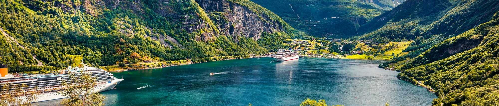 Ferie i Norge