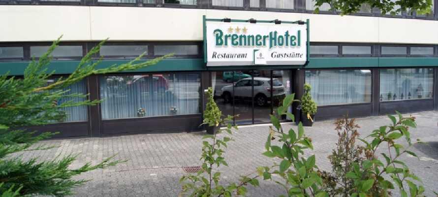 D er under 5 km ind til centrum af byen fra Brenner Hotel Bielefeld som ligger i Bielefeld.