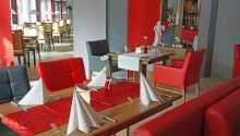 Hotellet ligger i Bielefeld i det nordøstlige Nordrhein-Westfalen