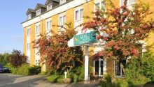 Velkommen til Quality Hotel Dresden West, som ligger rett utenfor byporten til Dresden