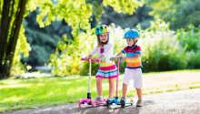 Hotellet er familie- og børnevenligt og i sommerperioden er der børneklub med forskellige aktiviteter
