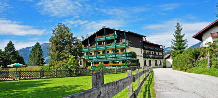 Das Hotel Kogler ist ein charmantes österreichisches Familienhotel mit einer großartigen Lage in Bad Mitterndorf.