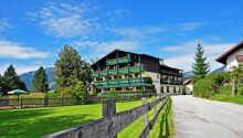 Hotel Kogler är ett charmigt österrikiskt familjehotell med ett utmärkt läge i Bad Mitterndorf.