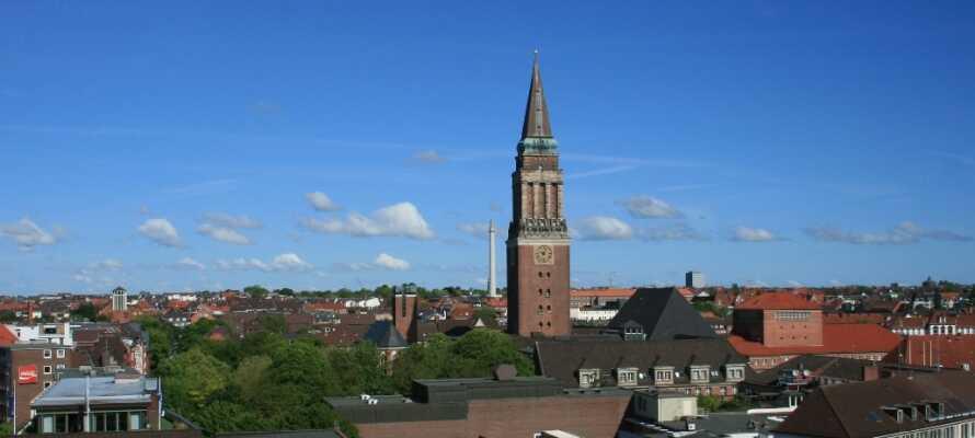 Kiel har en mängd spännande sevärdheter och intressanta byggnader som är värda att kika närmare på.