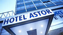 Hotellets værelser tilbyder en god base for opholdet