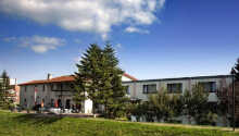 BE BIO Hotel be natural ligger skønt tæt på Vadehavet og den tyske vestkyst