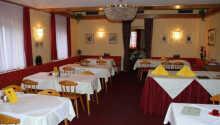 Hotellet ligger mere end 1.600 meter over havets overflade naturskønne omgivelser i Tauplitz