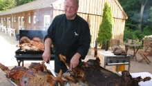 Im Restaurant werden traditionelle dänische Gerichte serviert