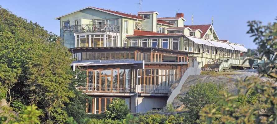 Das Hotel bietet modernen Komfort und bewahrt seinen jahrhundertealten Charme