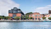 Velkommen til Quality Hotel 11 & Eriksbergshallen