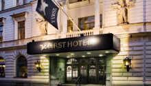 First Hotel Statt ligger centralt i Karlskrona.