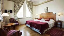 Eksempel på et superior værelse med charmerende indretning.