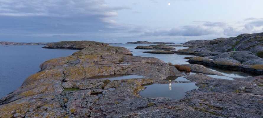 Med et ophold på First Hotel Carlshamn har I rig mulighed for at opleve de smukke svenske skærgårde.
