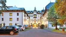 Välkomna till Chateau Monty SPA Resort!
