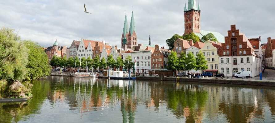 Besuchen Sie die alte Hansestadt mit ihrer faszinierenden Geschichte.