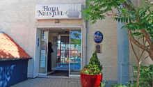 Hotel Niels Juel har en hyggelig beliggenhed i Køge