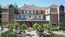 Det familiedrevne hotel, Notre Dame de Bonne Fontaine, byder velkommen til en skøn ferie i hjertet af Alsace.