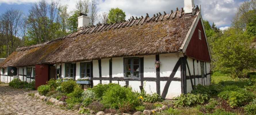 Skåne byder også på en masse spændende historie, der bare venter på at blive opdaget.