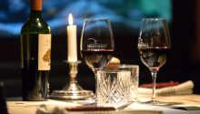 Restaurant Meatings byder på smagfulde oplevelser og romantik