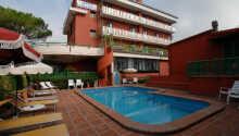 Familien Bertini har tre hoteller centralt beliggende i kurbyen Montecatini Terme