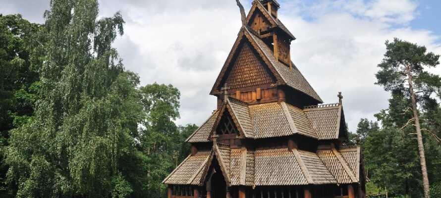 Gordarike viking- og familiepark ligger i Gol og byder på både historie og sjove aktiviteter for hele familien.