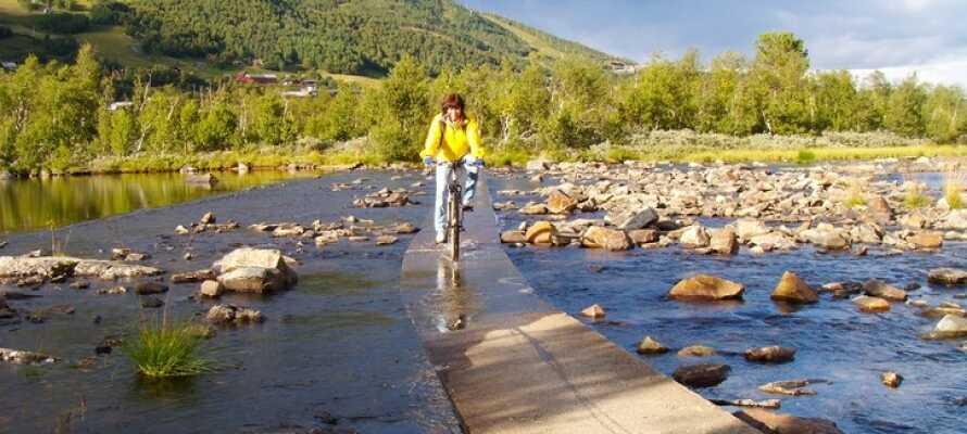 Geilo er kendt som en af Norges mest oplevelsesrige destinationer.