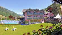 Hotellet ligger i nydelige omgivelser med fantastiske muligheter for å stå på ski og dra ut på gåturer i nærheten