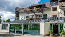 Hotel Walpurgishof byder velkommen til et 4-stjernet ophold med vandreture, spa og dejlig mad i Harzen.