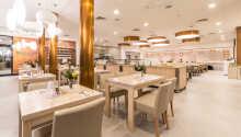 Hotellets restaurang