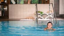 Im Hotel gibt es ein Hallenbad, Sauna, Tischtennis, Squash, so dass Sie sich nicht langweilen werden.