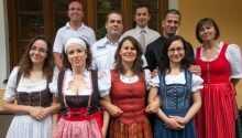 Das Personal im Sporthotel Dachstein West  heiβt Sie herzlich willkommen