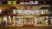 Hotel Berlin, Berlin är ett ikoniskt hotell i centrum av det som tidigare var Västberlin.