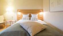 Hotellet erbjuder en bekväm och rogivande bas för er semester.