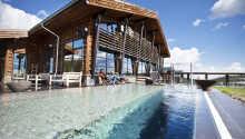 Das Norefjell Ski & Spa von außen
