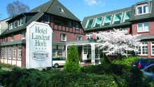 4-Sterne-Landhotel in ruhiger und grüner Umgebung, nicht weit von Bremen entfernt.