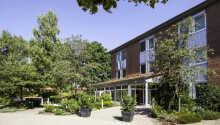 ANDERS Hotel Walsrode ligger i det naturskønne hedelandskab, Lüneberger Heide