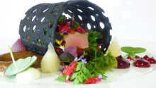 Korning Kro serverar spännande rätter och är känt för att använda sig av råvaror av högsta kvalitet