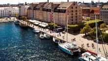 Varmt välkomna till Copenhagen Admiral Hotel vid den inre hamnen i Köpenhamn.