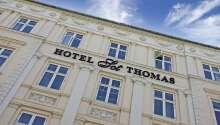 Välkomna till mysiga Hotel Sct. Thomas i Köpenhamn