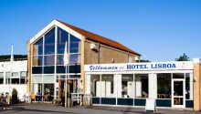Hotel Lisaboa är ett trevligt hotell beläget i södra Frederikshavn.