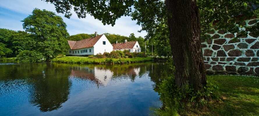 I Frederikshavn kan dere besøke det historiske Bangsbo Museum.