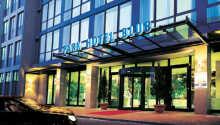 Willkommen im Park Hotel Berlin Neukölln, nur 7 Minuten Gehminuten von der Metrostation Grenzallee.