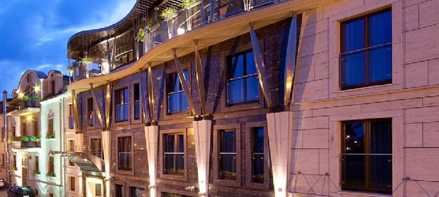 Bo komfortabelt i en av Sentral-Europas mest attraktive byer, Krakow, som byr på spennende kulturattraksjoner.