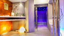 Når dere bestiller hos Risskov Bilferie får dere en veldig god pris på deres opphold på Niebieski Art Hotel & Spa.