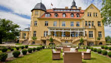 Boka en prisvärd slottssemester på Schlosshotel Wendorf i Mecklenburg-Vorpommern.